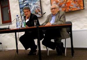 Veranstaltung mit Egon Bahr am 5.10.2013