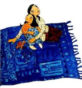 Nuri mit Ihrer Tante Marwa